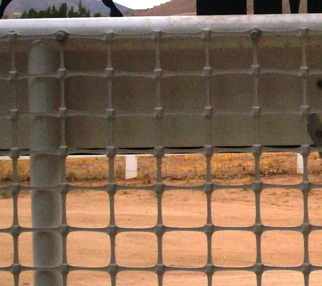 Horsefence Direct Tensar Polygrid Ranch Fence